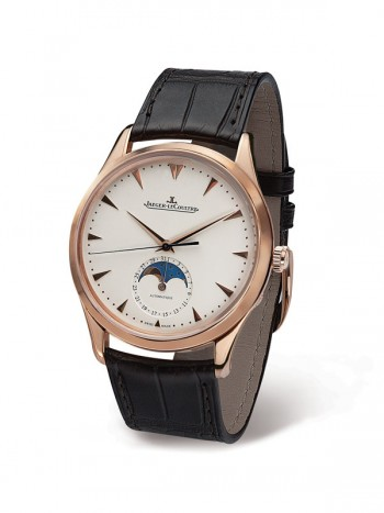 JAEGER-LECOULTRE- Jaeger-LeCoultre Master Ultra Thin Moon 