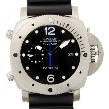 PANERAI - LUMINOR SUBMERSIBLE 1950 3 DAYS CHRONO FLYBACK PAM614