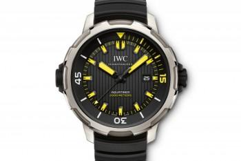 IWC- Aquatimer Automatic 2000 In Titanium