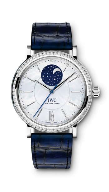 IWC- Portofino Midsize Automatic Moonphase