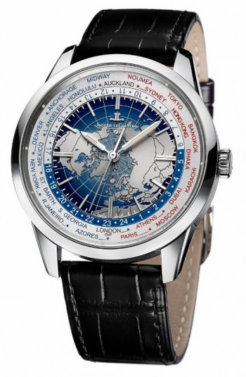 JAEGER-LECOULTRE- GEOPHYSIC UNIVERSAL TIME