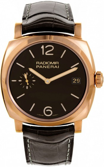 PANERAI- RADIOMIR 1940 3 DAYS ORO ROSSO 47MM PAM515 