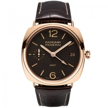 PANERAI - RADIOMIR GMT ROSE GOLD